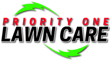 Priority One Lawn Care's Logo